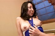Sexy Asian amateur wife deals cock in perfect modes  Photo 9