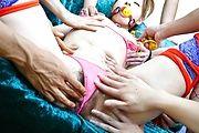 Pussy rocking toy sex bondage Yukina Momose Photo 8