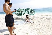 Naughty Hina Maeda Begs For An Outdoor Creampie Photo 4