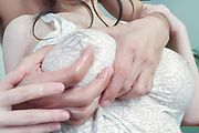 Big tits hottie enjoys massive finger fucking foreplay  Photo 10