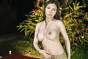 Asian milf in heats amazes with pure cock sucking Photo 4