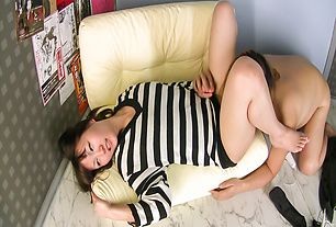 Japanese amateur sex with lustful babeSakura