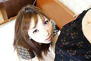 Ayumi Kisa's Vibrator Warms Her Up To A Good Dicking Photo 9