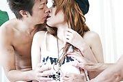爆乳合沢萌~美マン&アナル連続中出し Photo 3