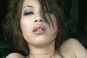 Horny MILF Saki Ootsuka Squirts From Vibrations Photo 11