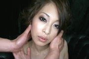 Horny MILF Saki Ootsuka Squirts From Vibrations Photo 3