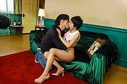 Sakura Aida Asian milf deals cock in hardcore manners Photo 5