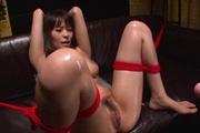 Big titsKyouko Maki gets ravished innasty bondage porn Photo 4