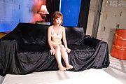 Cute Sana Anzyu in lingerie cums from a big vibrator Photo 4