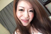Yuu Sakura with hot boobs sucks shlong Photo 5