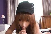 Great POV cock sucking video with Sana Anzyu Photo 3