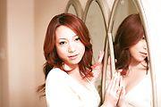 Sexy MILF Kanako Tsuchiyo Takes A Facial After A BJ Photo 2