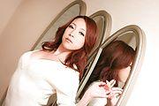 Sexy MILF Kanako Tsuchiyo Takes A Facial After A BJ Photo 5